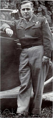 Arnold Hans Weiss in 1945