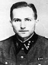 Ludwig Stumpfegger, Hitler's personal surgeon.