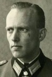 Major Willy Johannmeyer, the last adjutant to Adolf Hitler.