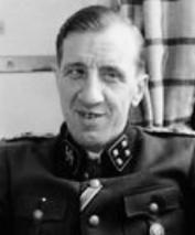 Obersturmbannführer Franz Schädle