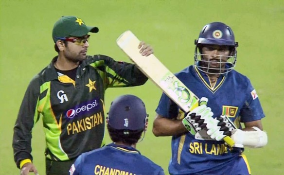 PCB has ordered an investigation in the religious comments made by Shehzad against Dilshan.l  (Source: sports.ndtv.com)