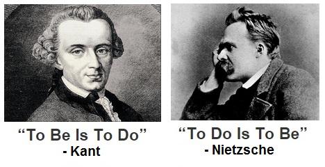 Kant - Neitzche