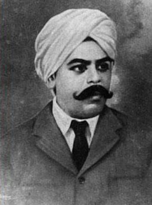 Periyar E. V. Ramasamy during his early life as a merchant.