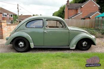 VW Ovali beetle (Source: pre67vw.com)