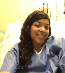Nurse Amber Vinson (Source: nbcnews.com)