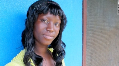 Fatu Kekula, 22-year-old Liberian student nurse (Source: edition.cnn.com)