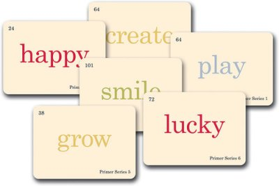 Flashcards (Source: Jenni Bowlin Studio / store.scrapbook.com)