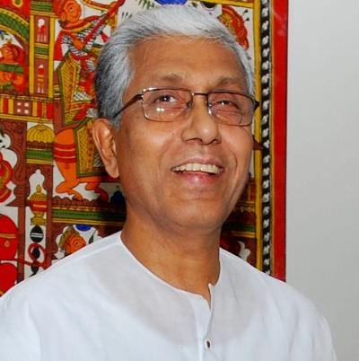 Manik Sarkar, Chief Minister of Tripura, India