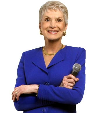 Jeanne Robertson, a rising comedy star at age 71 (Source: httphamptonroads.com)