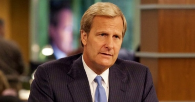 "Actor Warren ""Jeff"" Daniels"