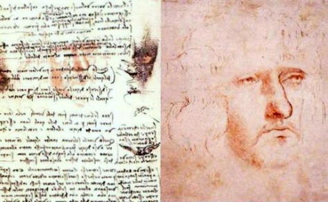 Leonardo da Vinci - Hidden in the Codex (Source: Alessandro Vezzosi / Museo Ideale Vinci)