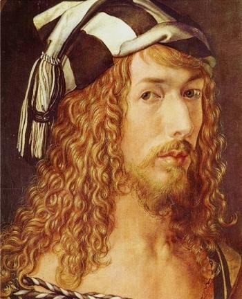 Leonardo da Vinci - Self portrait