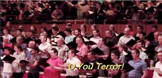 The Sydney Symphony Orchestra.