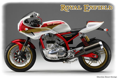 Royal Enfield Bullet Sporty single 500cc (Source: enfieldmotorcycles.in)