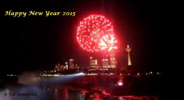 We Wish You All A Happy New Year 2015! (2/2)