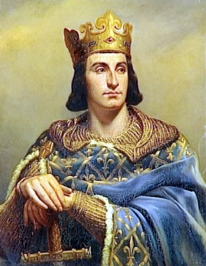 King Philippe VI of France  (1293 – 22 August 1350)