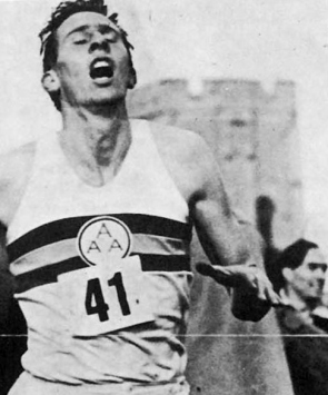 Roger Bannister (Source: odt.co.nz)