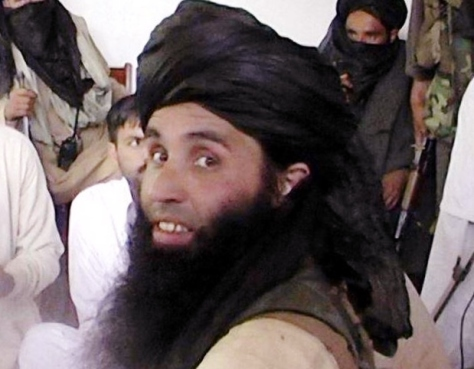 Shayṭān Umar Mansoor aka nary (meaning slim in Pashto), a close aid of Mullah Fazlullah, the same fanatic who had sent gunmen to kill Malala Yousafzai (Source: indiaopines.com)