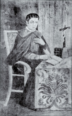Father Jacome Goncalvez (Source - sundayobserver.lk)