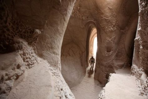 Ra Paulette's cave