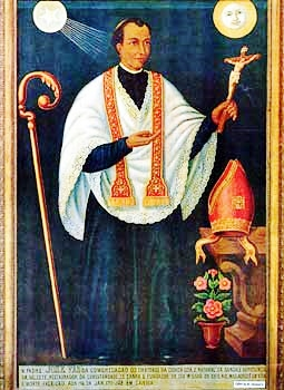 Saint Joseph Vaz, Cong. Orat., Priest and missionary. The Apostle of Sri Lanka.