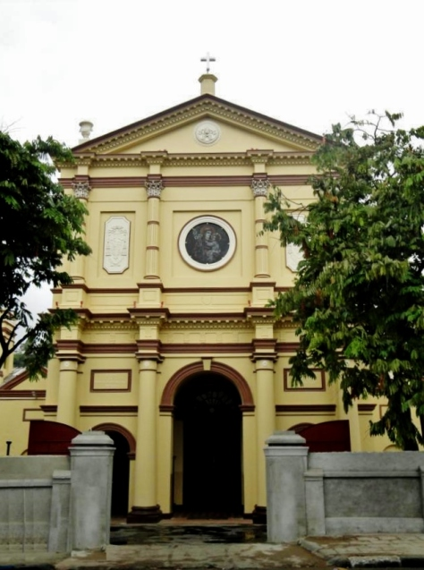 St.Anthony's Cathedral, Kandy (Source: kandydiocese.net)