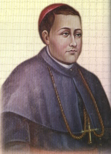 Thomas de Castro, titular Bishop of Fussala and Vicar Apostolic of Kanara. (Source: milagreschurchmangalore.com)