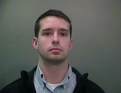Madison City Policeman Eric Parker, who assaulted the 57-year-old Sureshbhai Patel (Source: dlatimes.com)