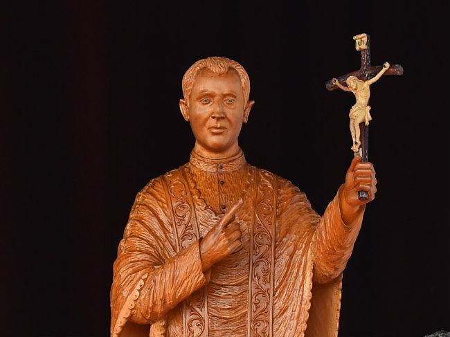 Saint Joseph Vaz,  the first saint of  of Sri Lanka (Source: birminghamoratory.org.uk)