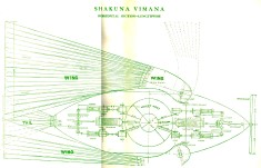 Shakuna Vimana - Horizontal Section - Lengthwise (Source - aryabharati.org) (Custom)