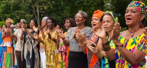 International Women's Day 2015 (Photo: UN Women/Fernando Bocanegra)