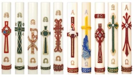 Paschal Candles