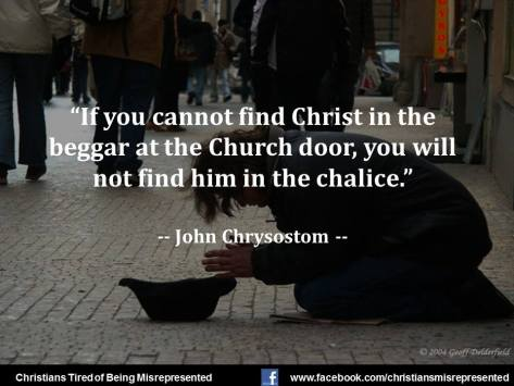 If you cannot find Christ