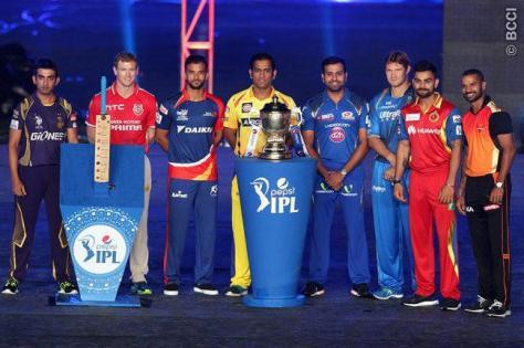 IPL Captains (Source: iplt20.com)