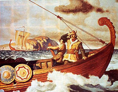 Bjarni Herjólfsson (Source: ru.warriors.wikia.com)