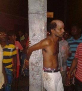 Mahalingam Sivakumar, the Pungudutheevu rapist. (Source: lankaenews.com)
