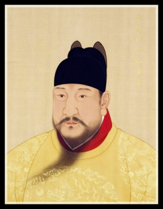 The Hongxi  Emperor (Born as Zhu Gaochi), the fourth Ming Emperor of China. (Source: ming-yiguan.com)