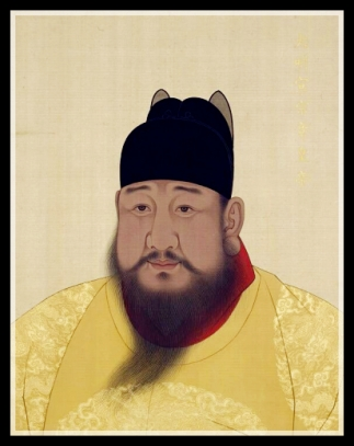 The Xuande Emperor (Born as Zhu Zhanji ), the fifth Ming Emperor of China. (Source: ming-yiguan.com)