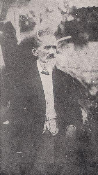 Duenuge Disan Pedris (Father of Henry Pedris)