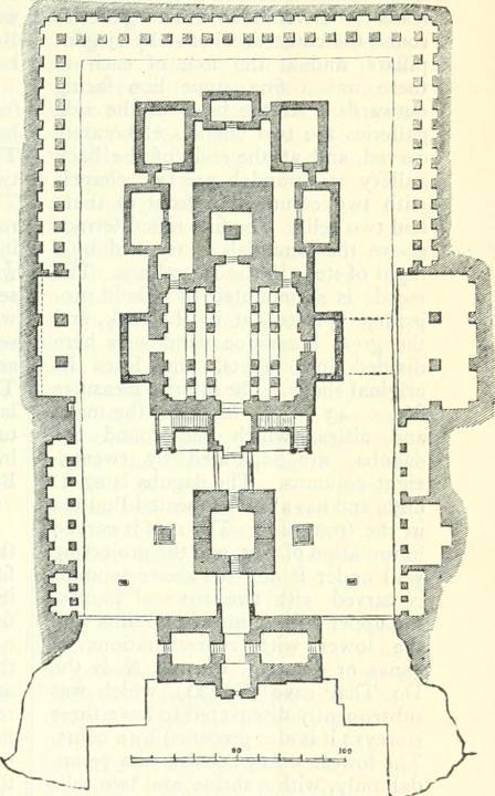 The Awesome Monolithic Kailasanatha Temple At Ellora