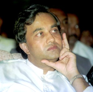 Honorable Gamini Dissanayake (Source: en.wikipedia.org)