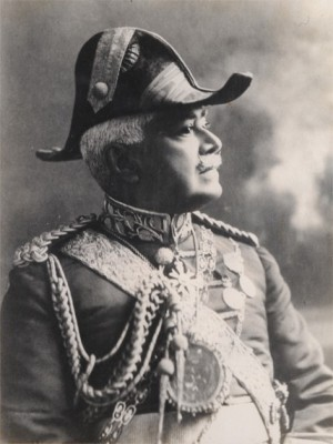 Sir Solomon Dias Bandaranaike KCMG JP.