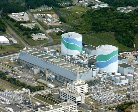 The Sendai Nuclear Power Plant (Source: power-eng.com)
