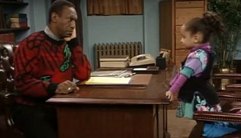Bill Cosby and Raven -Symoné