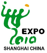 Logo of Shanghai World Expo 2010.