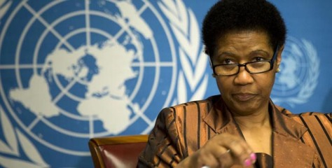 Phumzile Mlambo-Ngcuka, the Executive Director of UN Women (Source: msafropolitan.com)