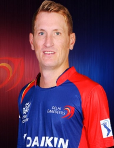 Chris Morris - Delhi Daredevils (Source: iplt20wiki.in)