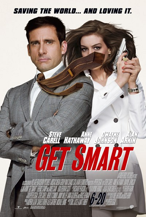 Get Smart movie poster (Source: en.wikipedia.org)