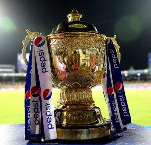 IPL 2015 Trophy (Source: rediff.com)