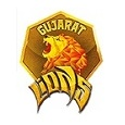 Logo of Gujarat Lions 115x115